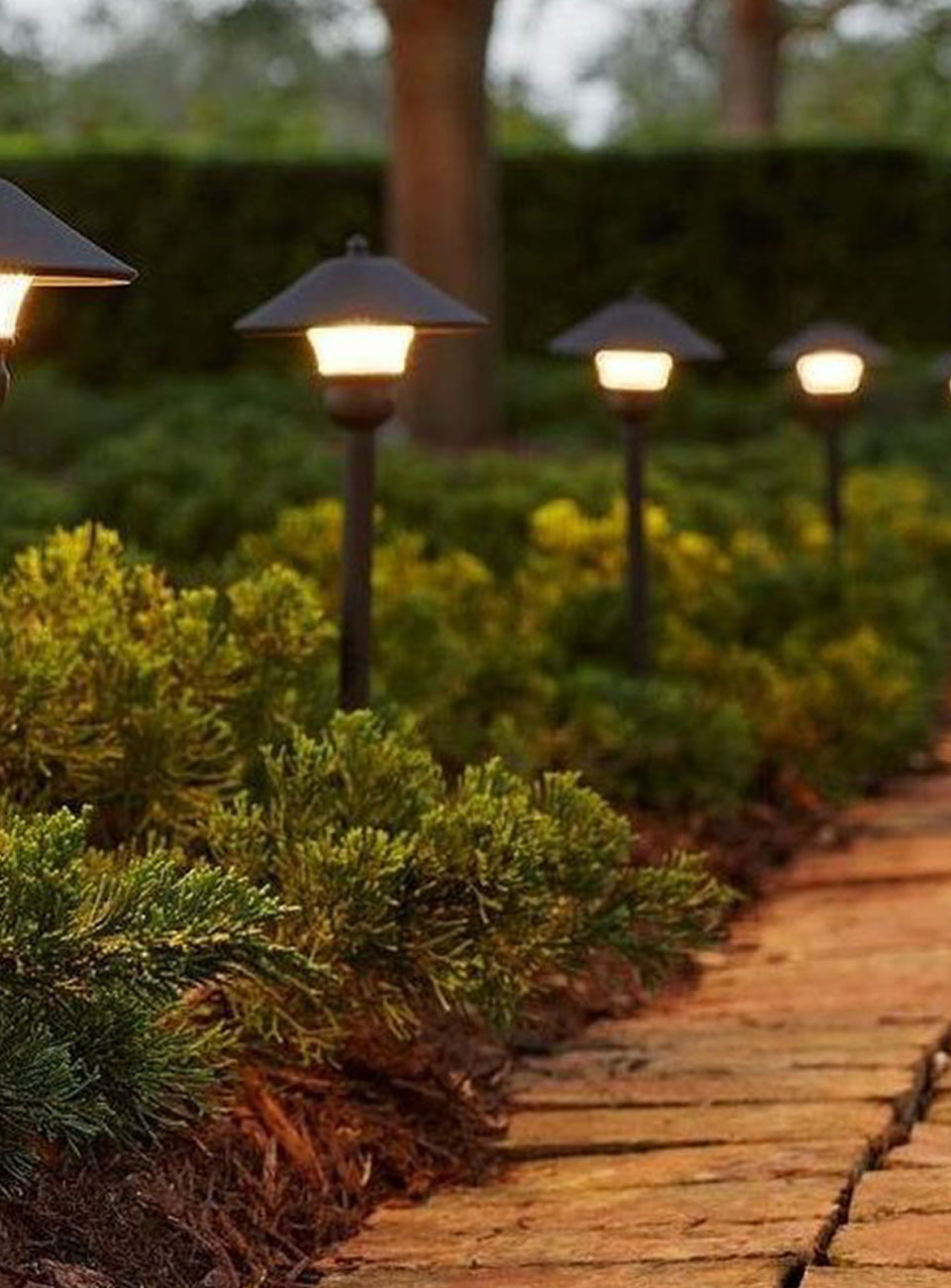 electricians for outdoor lighting in derby