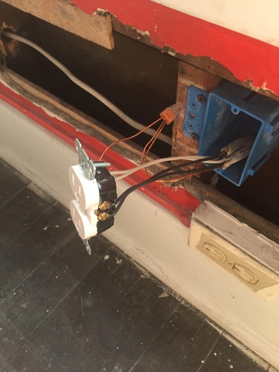 full house rewiring in derby